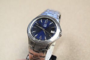 Men's ESQ E5336 Quartz Stainless Steel Swiss Watch #481