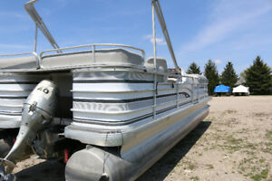 Used pontoon boats - All makes and models