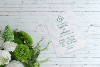 Wedding invitations and more