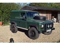 Land Rover Defender 90 2.5tdi 300. 4x4 off road