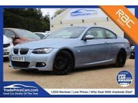 2009 59 BMW 3 SERIES 3.0 325D M SPORT HIGHLINE 2D AUTO 195 BHP DIESEL