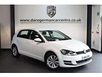 2014 14 VOLKSWAGEN GOLF 2.0 SE TDI BLUEMOTION TECHNOLOGY DSG 5DR AUTO 148 BHP DI