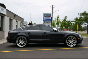 Looking for 2012  Audi s7