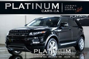 2013 Land Rover Range Rover Evoque NAVIGATION/ PANORAMIC ROOF/ C