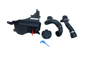 BMW 3 Series E90 Coolant Tank and Hose Kit - GermanParts.ca