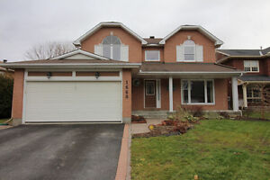 Stunning spacious home in desired neighbourhood in Orléans