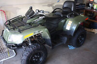 2014 Arctic Cat TRV500 - 2 Up Machine - Mint Condition!!!!