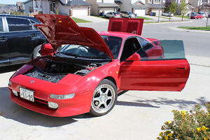 1996 Toyota MR2 GT Coupe Turbo (2 door) - NO PAYPAL -
