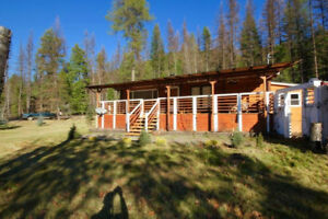Affordable Rural Retreat in the Creston Valley