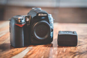 Nikon D90 camera body great condition, low shutter count