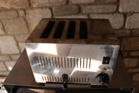 Commercial Toaster, 4 slots