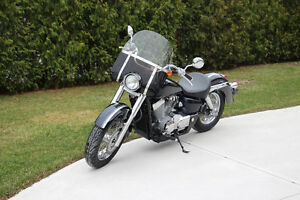 Low Mileage Honda 750 Shadow