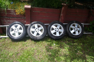 Alloy Rims and tires for Chevrolet