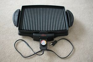 Sunbeam Indoor Electric BBQ Grill
