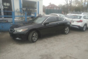 2008 Honda Accord COUPE EXL Coupe (2 door)