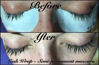 Lash Wrap Semi Permanant Mascara