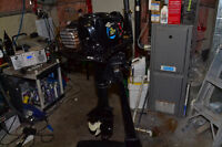 5hp Briggs and Stratton Outboard 2010 4-stroke air-cooled