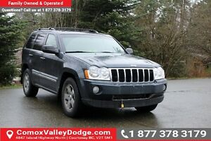 2007 Jeep Grand Cherokee Limited DIESEL, KEYLESS ENTRY, HEATE...