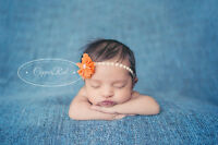 Top Quality Newborn Photography in your home Just $275