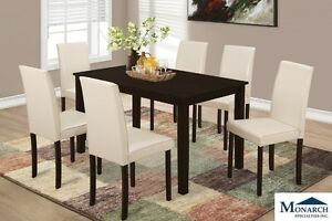 Brand NEW Cappuccino 5-Piece Dinette Set! Call 705-253-1110!