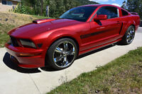 2008 Ford Mustang GT California Special Coupe (2 door)