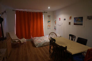 Studio in McGill Ghetto - sublet for August - possible yr lease