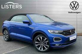 image for 2021 Volkswagen T-ROC CABRIOLET 1.5 TSI R-Line 2dr DSG Auto SUV Petrol Automatic