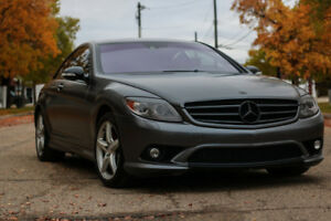 Reduced price!! Very Rare CL550 AMG pack!
