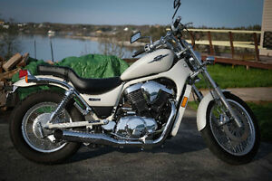 2007 Suzuki S50 ,800cc Like new only 3800 km