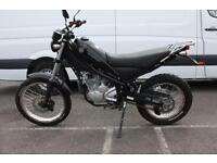 YAMAHA TRICKER 250, 2010, BLACK, VERY CLEAN SUPERMOTO STUNT BIKE LOW MILES
