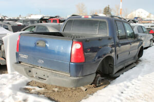 2002 -2005 ford explorer for parts