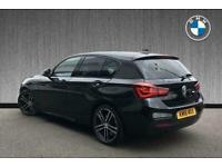 2018 BMW 1 Series 118i M Sport Shadow Edition 5-door Hatchback Petrol Manual
