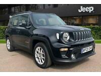 2020 Jeep Renegade 1.3 T4 GSE Longitude 5dr DDCT Automatic Hatchback Petrol Auto