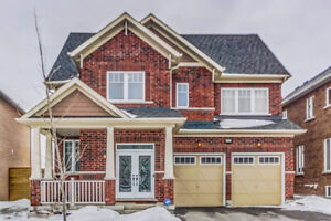 Luxurious 5 Bed/4 Wsh Fully Upgraded 3275 Sqft Home in Oshawa