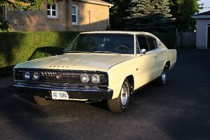 1966 DODGE CHARGER FIRST YEAR RESTORED TO ORIGINAL