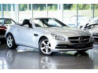 2012 Mercedes-Benz SLK 2.1 SLK250 CDI BlueEFFICIENCY 7G-Tronic Plus (s/s) 2dr Au