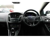 2015 Ford Focus 1.0 EcoBoost 125 Titanium X Navigation 5dr Hatchback Petrol Manu