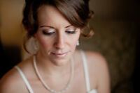 *Pro Makeup Artist and Hairstylist pair specializing in weddings