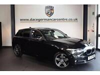 2012 12 BMW 1 SERIES 2.0 118D SPORT 5DR 141 BHP DIESEL