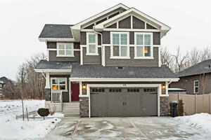 Absolute Stunner Two Storey Three Bed Home Backing Onto Trees