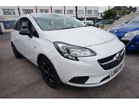 Vauxhall Corsa 1.2I EXCITE 70PS (white) 2015