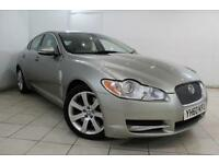 2011 60 JAGUAR XF 3.0 V6 LUXURY 4DR AUTOMATIC 240 BHP DIESEL