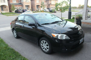 TOYOTA COROLLA 2011-FIRST OWNER-NO ACCIDENTS-WELL MAINTAINED