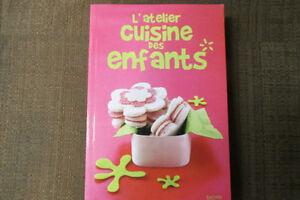 L'ATELIER CUISINE DES ENFANTS