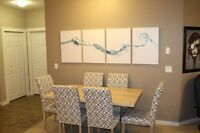 2 Bedroom Furnished Condo, Price includes all bills, Near UBCO