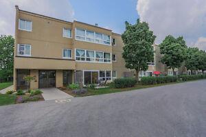 Spacious, bright 2 bedroom condo close to Fanshawe College