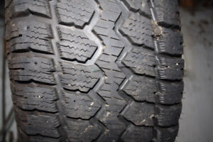 at tires all season in awesome shape