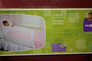 """Bed safety rail -- NEW CONDITION """"IN BOX"""""""