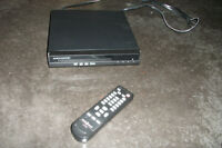 DVD CD Player with remote controll