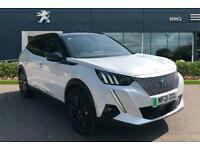 2021 Peugeot 2008 50kWh GT Premium Auto 5dr Hatchback Electric Automatic